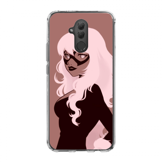 Coque silicone Iphone 6 PLUS Elan mandala