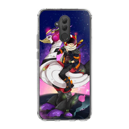 Coque silicone Iphone 6 PLUS Verre Trempé Elan mandala
