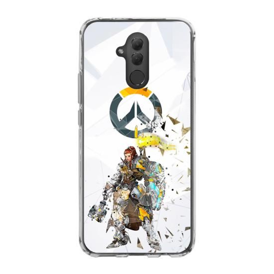 Coque silicone Iphone X/XS Hibou mandala