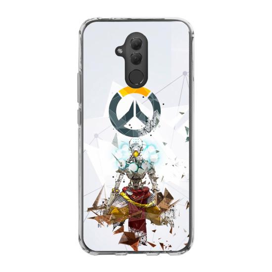 Coque silicone Iphone XS MAX Hibou mandala