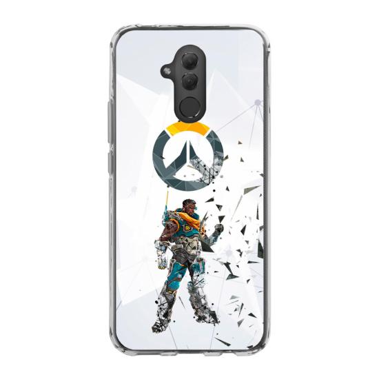 Coque silicone Iphone 11 Pro Max Hibou mandala