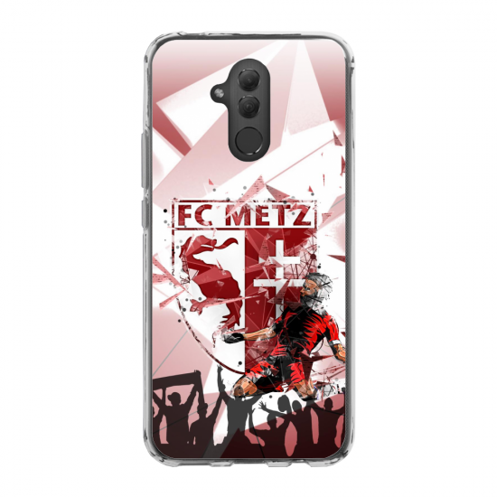 Coque Silicone Galaxy S8 PLUS Hibou mandala