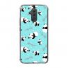 Coque Silicone Galaxy S8 PLUS Singe mandala