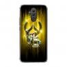 Coque silicone Galaxy A71 Singe mandala