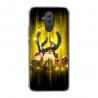 Coque silicone Iphone 12 Singe mandala