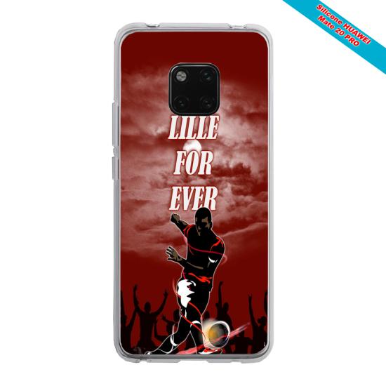 Coque Silicone Galaxy S7 EDGE Papillon de nuit mandala