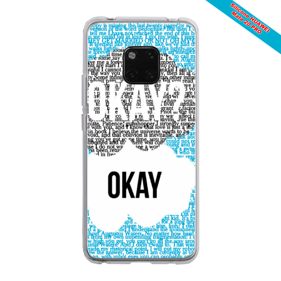 Coque Silicone Galaxy S6 Papillon de nuit mandala