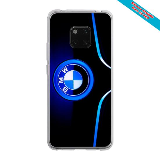 Coque silicone Galaxy J7 2016 Papillon de nuit mandala