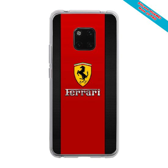 Coque silicone Galaxy J5 2016 Papillon de nuit mandala