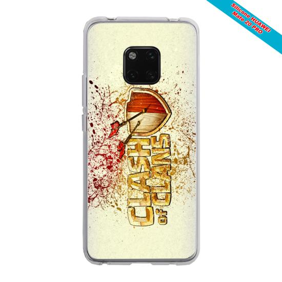 Coque silicone Galaxy J3 2016 Papillon de nuit mandala