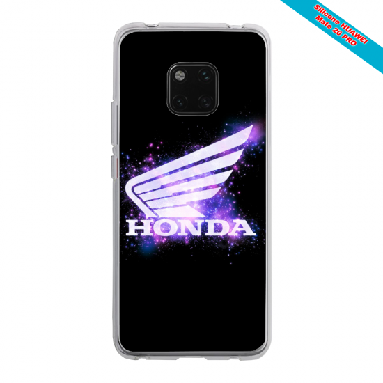 Coque silicone Iphone 12 Mini Papillon de nuit mandala