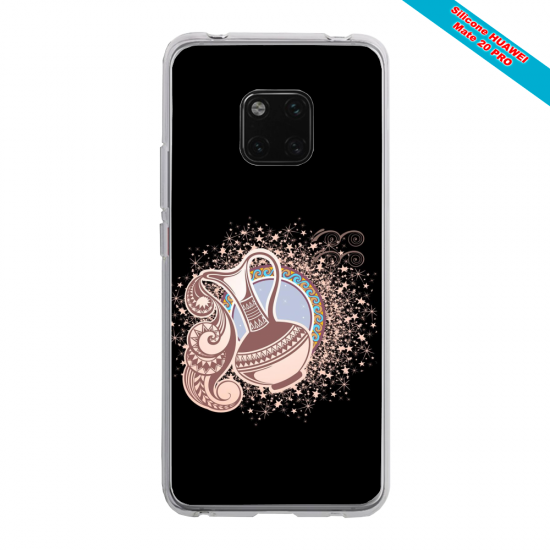 Coque silicone Huawei P10 Ours mandala