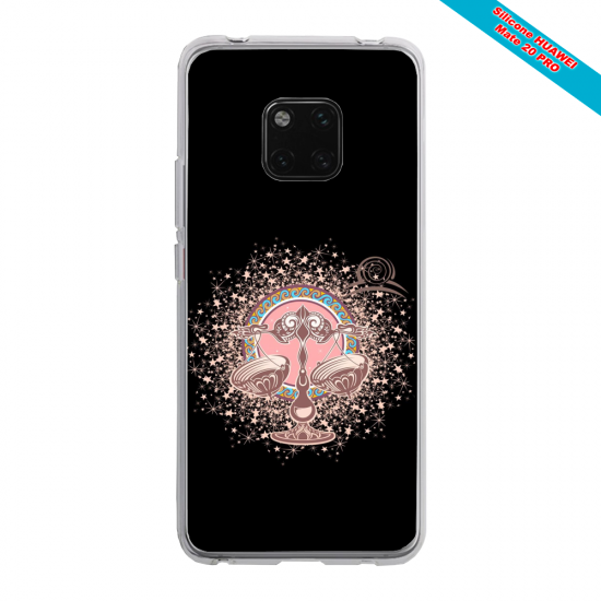 Coque silicone Huawei Mate 10 LITE Ours mandala
