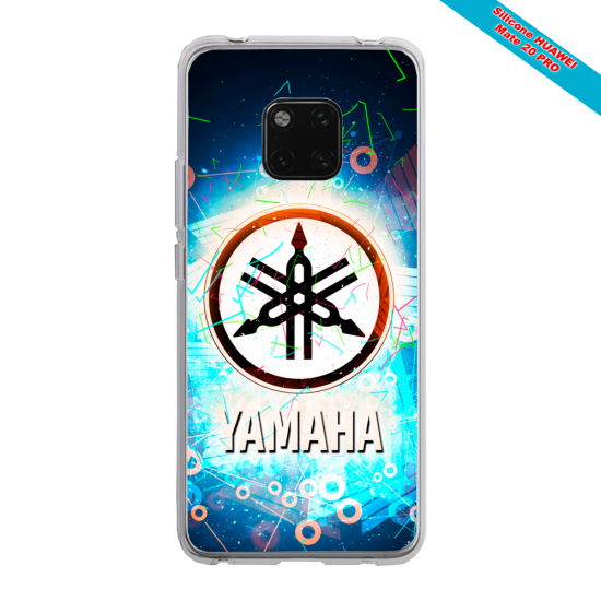 Coque Silicone Note 10 Ours mandala