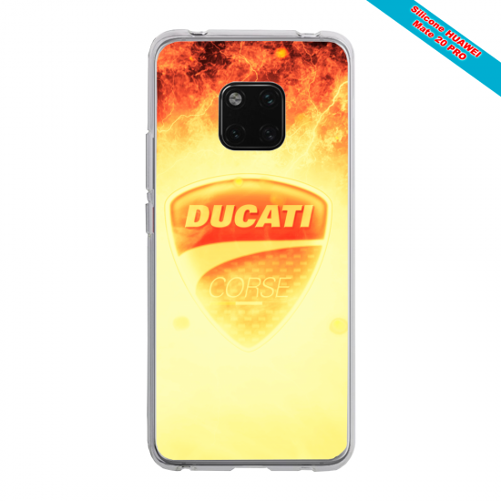 Coque Silicone Galaxy S10 PLUS Ours mandala