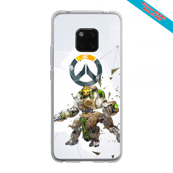 Coque silicone Galaxy J3 2017 Ours mandala