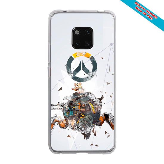 Coque silicone Galaxy A51 Ours mandala