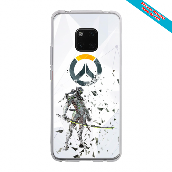 Coque silicone Iphone 12 PRO MAX Ours mandala