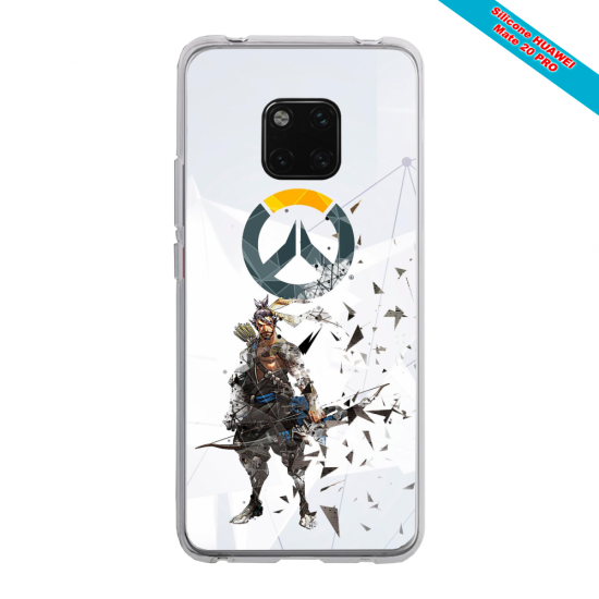 Coque silicone Iphone 12 PRO Ours mandala
