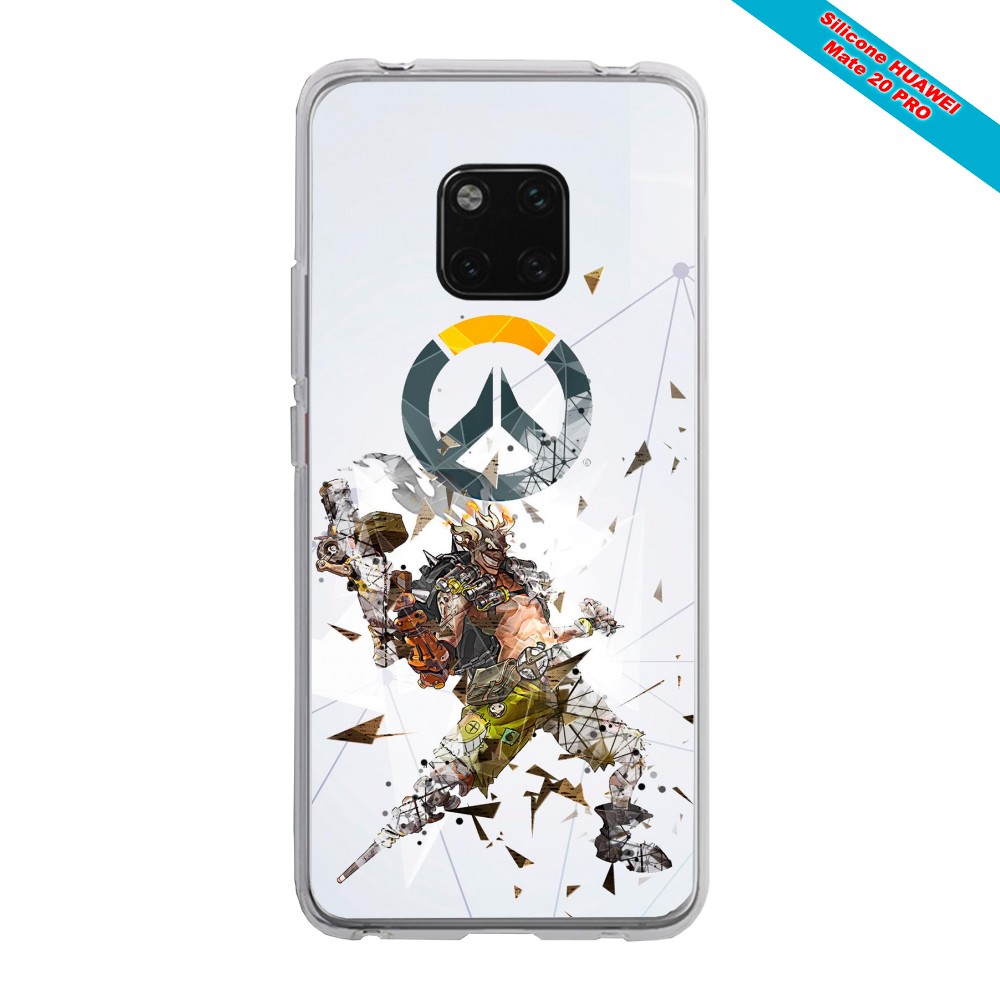 Coque silicone Iphone 12 Ours mandala