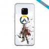 Coque silicone Iphone 12 Mini Ours mandala