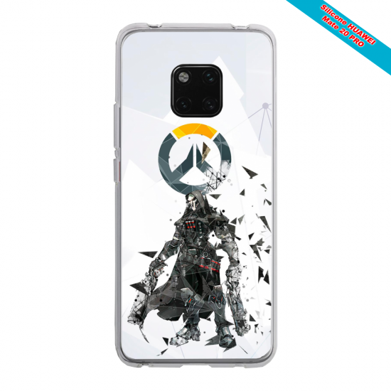 Coque silicone Iphone 11 Pro Max Ours mandala
