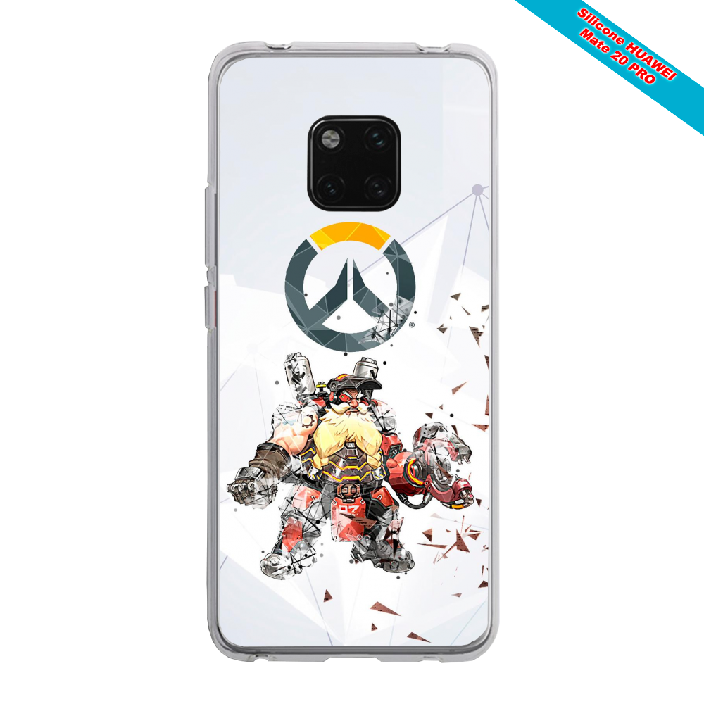 Coque silicone Iphone 11 Ours mandala