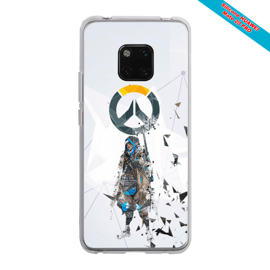 Coque silicone Iphone XS MAX Ours mandala