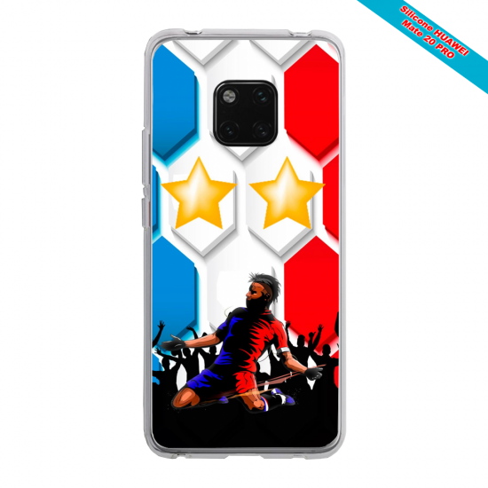 Coque Silicone iphone 7/8 Ours mandala