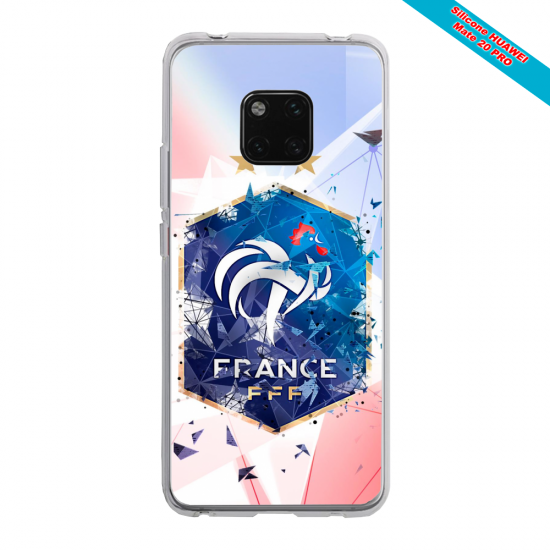 Coque silicone Iphone 6 PLUS Verre Trempé Ours mandala
