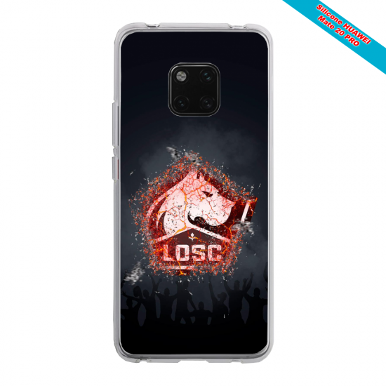 Coque silicone Iphone 6 PLUS Ours mandala