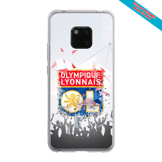 Coque Silicone iphone 5C Ours mandala