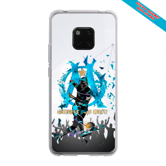 Coque Silicone iphone 5/5S/SE Ours mandala