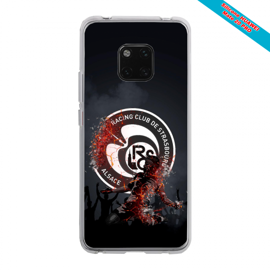 Coque silicone Huawei P40 Pro Grizzly mandala