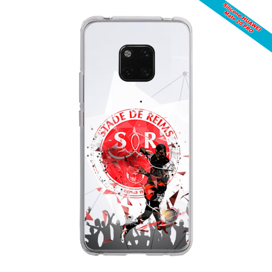 Coque silicone Huawei P40 Grizzly mandala