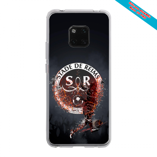 Coque silicone Huawei P30 PRO Grizzly mandala