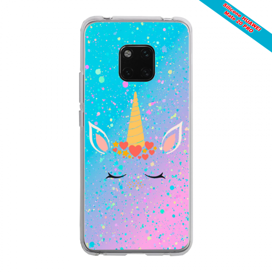 Coque silicone Huawei P10 PLUS Grizzly mandala