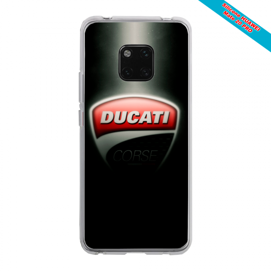 Coque silicone Huawei Mate 20 LITE Grizzly mandala