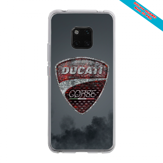 Coque silicone Huawei Mate 20 Grizzly mandala