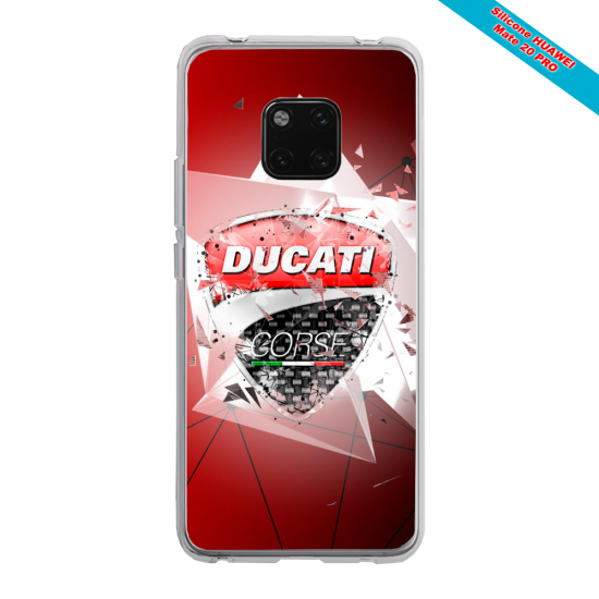 Coque silicone Huawei Mate 10 PRO Grizzly mandala