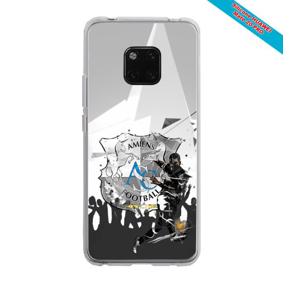 Coque silicone Huawei Mate 10 LITE Grizzly mandala