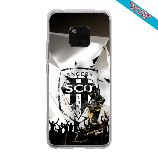 Coque silicone Huawei Mate 10 Grizzly mandala
