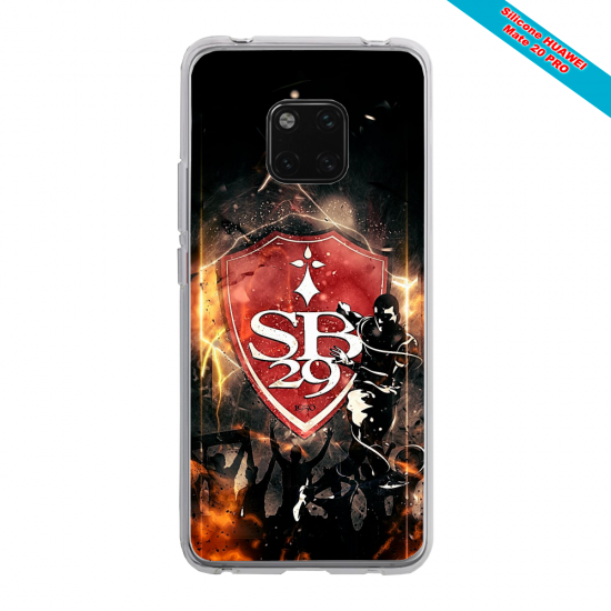 Coque Silicone Galaxy S10 Grizzly mandala