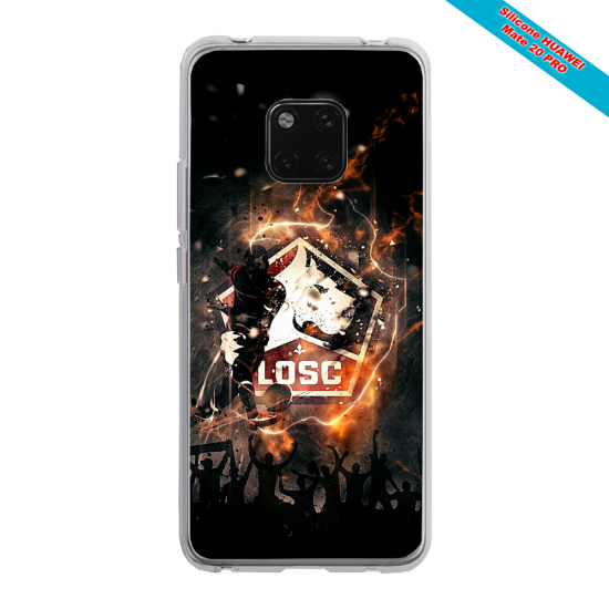 Coque Silicone Galaxy S9 PLUS Grizzly mandala