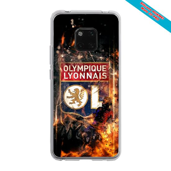Coque Silicone Galaxy S9 verre trempé Grizzly mandala