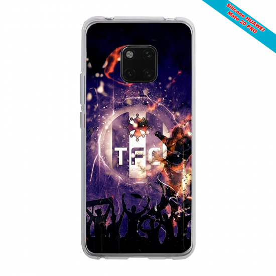 Coque silicone Galaxy J6 Grizzly mandala