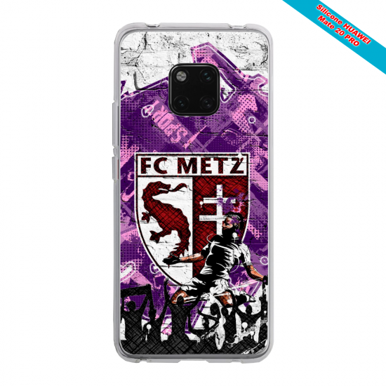 Coque silicone Galaxy A71 Grizzly mandala