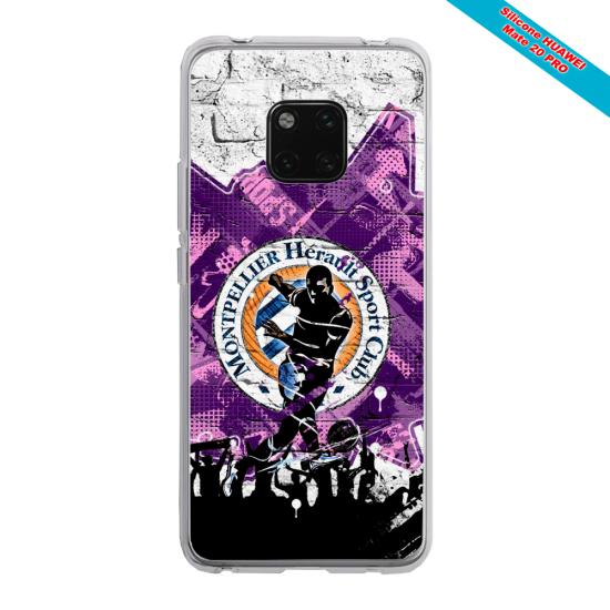 Coque silicone Galaxy A51 Grizzly mandala