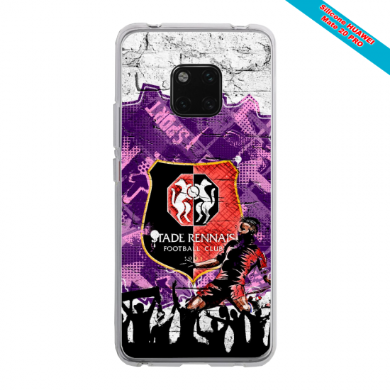 Coque silicone Iphone 12 PRO Grizzly mandala