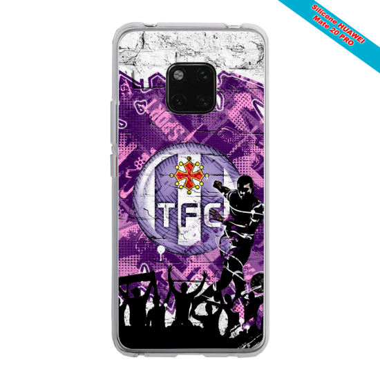 Coque silicone Iphone SE 2020 verre trempé Grizzly mandala